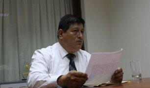 Walter Ayala: ministro de Defensa responde a cuestionamientos
