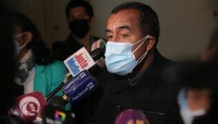 """Iber Maraví a Keiko Fujimori: """"Es usted quien tiene que responder a la justicia"""""""