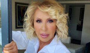 Laura Bozzo: juez suspende provisionalmente orden de  prisión preventiva contra animadora
