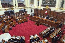 Congreso aprueba lista de miembros de comisión que escogerá al nuevo TC