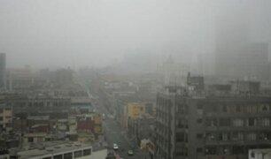 Lima: desde hoy hasta el jueves habrá mayor sensación de frío por incremento de vientos