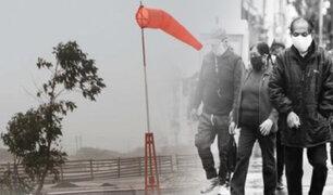 Senamhi: Fuertes vientos en Pisco también afectaran a Lima