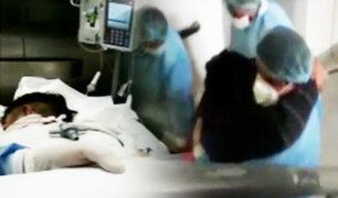 Pánico en Ascensor: enfermeras y paciente quedan atrapados por falla mecánica