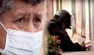 EXCLUSIVA | BDP captó a extorsionador tras dejar granada y arreglo floral a comerciante