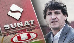 """Jean Ferrari es el nuevo administrador de la """"U"""" designado por SUNAT"""