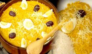Cocina en D'Mañana: chef prepara el clásico ají de gallina con solo 20 soles