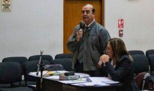 Ministro de Justicia: Montesinos ya está recluido en pabellón de máxima seguridad del penal Ancón I