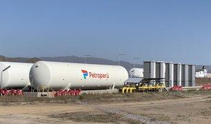 Petroperú reiniciará masificación de gas natural en Arequipa, Moquegua y Tacna