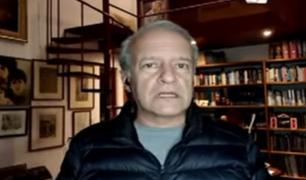 """Guerra García: """"por lo que vemos es muy probable no darle el voto de confianza al Gabinete"""""""