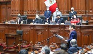 Fuerza Popular y Renovación Popular no otorgarán confianza al Gabinete Bellido