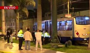 San Isidro: ciclista perdió la vida tras ser atropellada por Corredor Azul