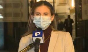 Adriana Tudela: El Gabinete intentó dar un discurso más moderado de lo usual