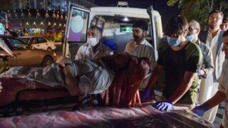 """EEUU: no hay indicios de """"colusión"""" entre talibanes y Estado Islámico en atentado de Kabul"""