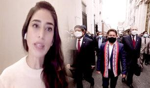 """Alejandra Costa: """"la percepción de qué podría pasar con la economía peruana, no es buena"""""""