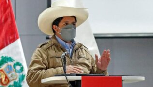 Perú recibió donativo de cuatro hospitales de campaña por parte de Estados Unidos