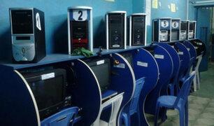Los Olivos: asaltan local de internet y se llevan casi S/ 200 000 en mercadería y dinero