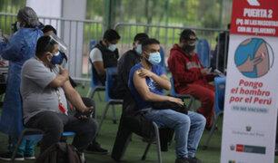 Sexto vacunatón: estos son los 28 centros  de Lima y Callao  que inmunizarán durante 36 horas