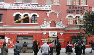 Dinámicos del Centro: allanan siete locales relacionados a Perú Libre y Vladimir Cerrón