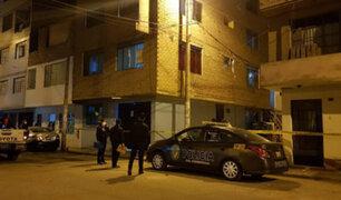 SMP: extranjeros en moto asesinan a balazos a un hombre en la puerta de su casa