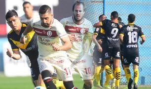 Cantolao empata 2-2 con Universitario en la Fase 2 de la Liga 1