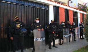 """""""Dinámicos del Centro"""": allanan vivienda de Vladimir Cerrón en Huancayo"""