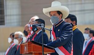 Cuatro ministros acompañarán a Pedro Castillo en gira por México y EEUU