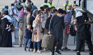 Gobierno peruano manifiesta disposición para acoger a familias afganas en situación de vulnerabilidad