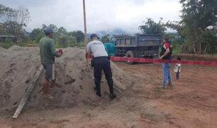 Tragedia en Huánuco: volquete atropella y mata a niña que jugaba en la puerta de su casa