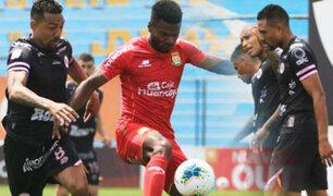 Sport Huancayo y Sport Boys empataron 1-1 por la novena fecha de la Fase 2 de la Liga 1