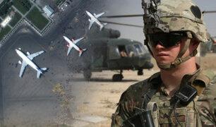 EEUU confirmó bombardeo a base del Estado Islámico cerca al aeropuerto de Kabul