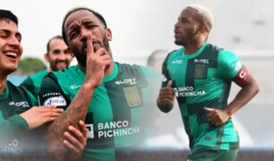Jefferson Farfán regresa con gol ante Vallejo