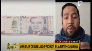 """David Reyes analiza el mensaje de Bellido: """"Los bonos deben ser cada vez más cautelosos"""""""