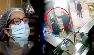 Vecinos hartos por aumento de asaltos y robos en SJM