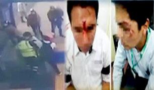 San Borja: trabajadores del Metro de Lima denuncian agresiones y ataques de los usuarios