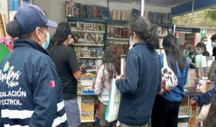 Miraflores: 42ª Feria del Libro Ricardo Palma regresa de manera presencial al Parque Kennedy