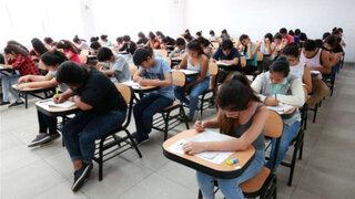 """Ministro Cadillo sobre ingreso libre a universidades: """"Próximo ciclo se tendrá implementada una estrategia"""""""