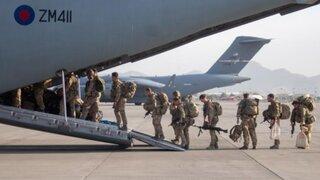 Estados Unidos dio por terminada su misión en Afganistán luego de 20 años de guerra