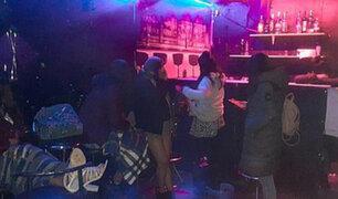 Puno: rescatan a menor de 14 años que era obligada a trabajar en un night club