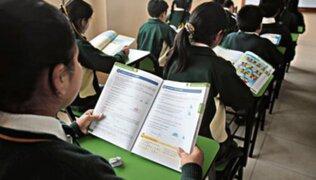 Presupuesto 2022: sector Educación recibirá más de S/ 35 mil millones