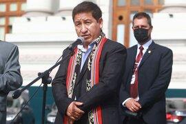 Premier Guido Bellido anuncia que evaluará el desempeño de los ministerios más cuestionados