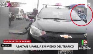 Puente Dueñas: vecinos denuncian que ladrones aprovechan tráfico para robar
