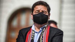 Guido Bellido retrocede y desiste de tomar acciones legales contra Patricia Chirinos
