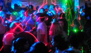Cañete: al menos 400 jóvenes fueron intervenidos durante una fiesta electrónica en el balneario de Asia