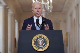 """Joe Biden sobre salida de Afganistán: """"Es la mejor decisión para Estados Unidos"""""""