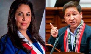 Avanza País asegura que Patricia Chirinos recibe amenazas de muerte tras denuncia contra Guido Bellido