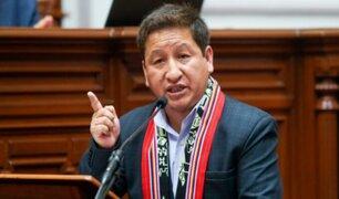 """Premier Bellido sobre restos de Abimael Guzmán: """"Respetaremos lo que determine la Fiscalía"""""""