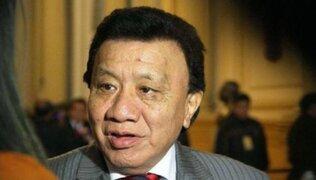 Enrique Wong dará testimonio ante la Comisión de Ética por denuncia de Patricia Chirinos