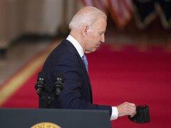 """Intérprete afgano que auxilió a Biden hace 13 años: """"Sálveme y a mi familia"""""""