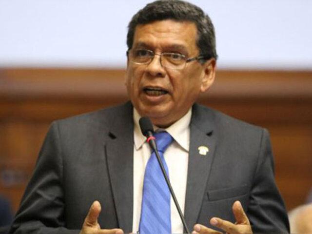 Ministro Hernando Cevallos: Cuarta vacunatón se desarrollará el 6, 7 y 8 de agosto