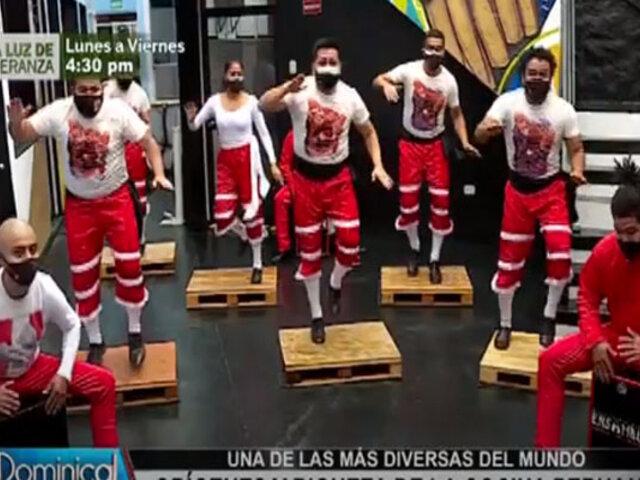 Bicentenario: orígenes y variedad de las danzas  peruanas